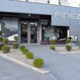 FINEZZA FURS new Kastoria fur store open for the International Fur Fair of Kastoria May 2, 2014